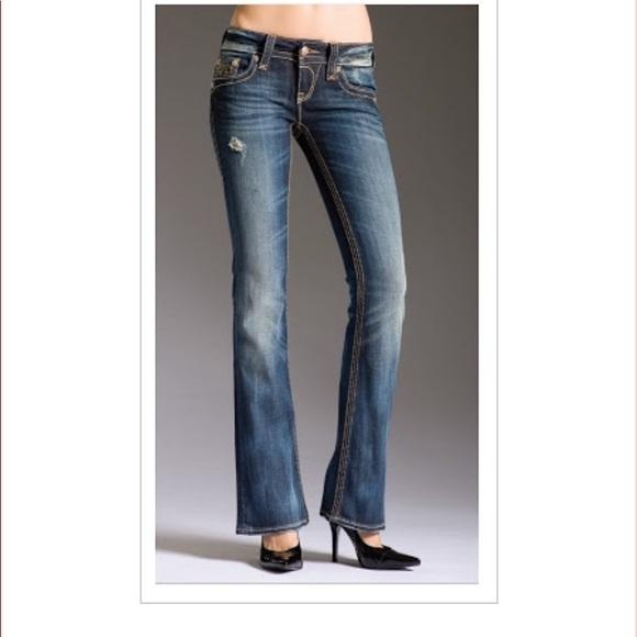 Rock Revival Denim - Rock Revival Christina Boot Cut Jeans